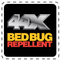 44x bed bug repellent - all natural and safe