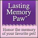 lasting memory paw - honor the memory of your beloved pet