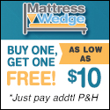 The ReviewYT Mattress Wedge Review