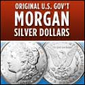 morgan silver dollars from the national collectors mint